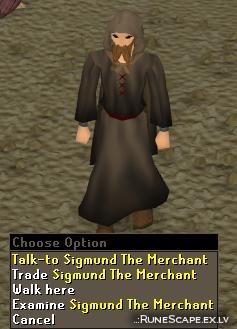 Sigmund the Merchant