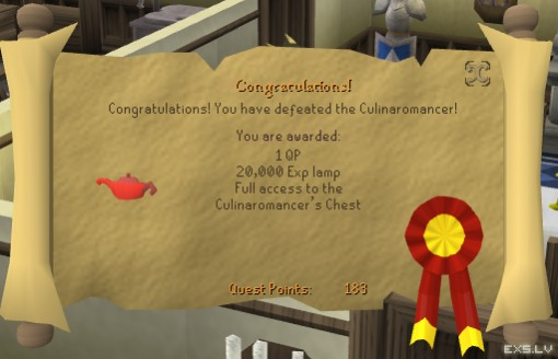 RFD complete!